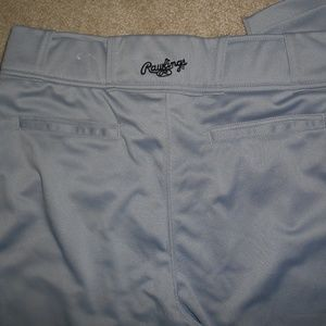 Rawlings Pants - NWT Rawlings Adult Sz M Pro Dri Baseball Pants